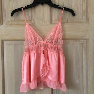 Victoria's Secret Babydoll Lingerie Top